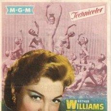 Cinema - LA PRIMERA SIRENA. 1952- ESTHER WILLIAMS, VICTOR MATURE - 30971110
