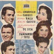 Cine: CUENTOS DE ROMA- ANTONIO CIFARIELLO, FRANCO FABRIZI, . Lote 31685953