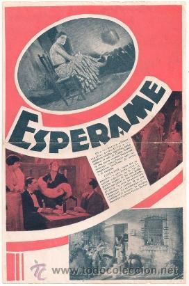 Cine: ESPERAME PROGRAMA DOBLE PARAMOUNT CARLOS GARDEL - Foto 2 - 32141032