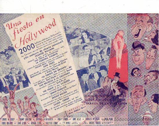 Cine: una fiesta en hollywood - c/p - Foto 3 - 32173677