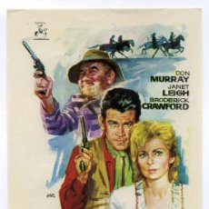 Cine: KID RODELO, CON DON MURRAY.. Lote 143065104