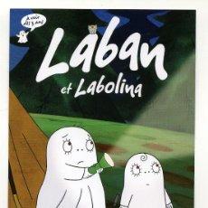 Cine: LABAN. DIBUJOS ANIMADOS.. Lote 32252983