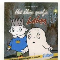 Cine: LABAN. DIBUJOS ANIMADOS.. Lote 32253007