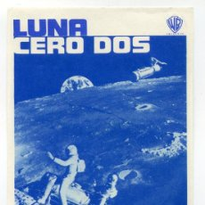 Cine: LUNA CERO DOS, CO JAMES OLSON.. Lote 36747945