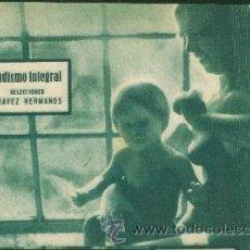 Cine: NUDISMO INTEGRAL (CON PUBLICIDAD). Lote 32454824