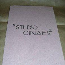 Cine: PROGRAMA ( VANGUARDIAS ) VALS DE MEFISTO (REMINISCENCIAS FREUDIANAS ) TURKSIB FILM DE V.TURIN KAMER. Lote 32489268