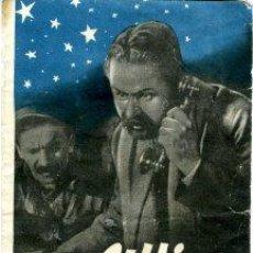 Cine: LA ÚLTIMA NOCHE. (EL INICIO DE LA REVOLUCIÓN RUSA). DOBLE.- 1936 FILM RUSO MUY RARO.. Lote 32629491