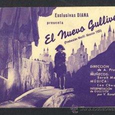 Cine: EL NUEVO GULLIVER. DOBLE. Lote 32951815