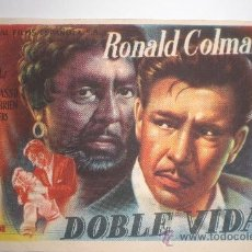 Cinema - DOBLE VIDA - 33372956