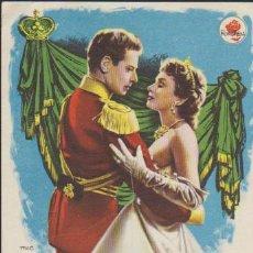 Foglietti di film di film antichi di cinema: ALTEZA REAL. SENCILLO DE ROSA FILMS.. Lote 33409721