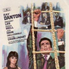 Cine: NUEVA YORK LLAMA A SUPERDRAGO-RAY DANTON-MÁS COLECCIONISMO EN RASTRILLO PORTOBELLO. Lote 33998030