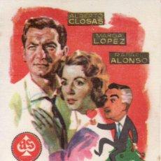 Cine: NAVIDADES EN JUNIO-ALBERTO CLOSAS-MARGA LOPEZ-MÁS COLECCIONISMO EN RASTRILLO PORTOBELLO. Lote 34001059