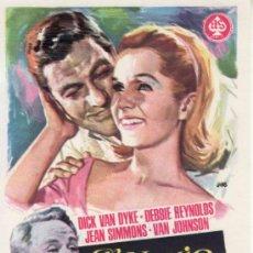 Cine: EL NOVIO DE MI MUJER-DICK VAN DYKE-MÁS COLECCIONISMO EN RASTRILLO PORTOBELLO. Lote 34096334