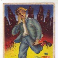 Cine: SUCEDIÓ MAÑANA - DICK POWELL - 1944 - PUBLICIDAD EN TEATRO BUENOS AIRES. Lote 34167418