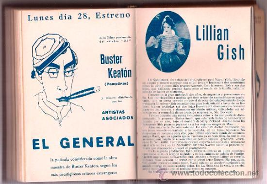 Cine: D LOTE DE CUATRO VOLUMENES DE PROGRAMAS ENCUADERNADOS CAPITOL CINEMA 1926-1928 - Foto 2 - 34400937