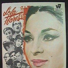 Cine: UNA SEÑORA ESTUPENDA,LOLA FLORES, J.L.L. VAZQUEZ, MAC (1/28) FM, SIN PUBLICIDAD, VER FOTO. Lote 262272220