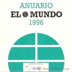 Cine: ANUARIO EL MUNDO 1996. CD * HISTORIA UNIVERSAL CONTEMPORÁNEA *. Lote 34494733