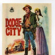 Cine: DODGE CITY, CON ERROL FLYNN.. Lote 296875473