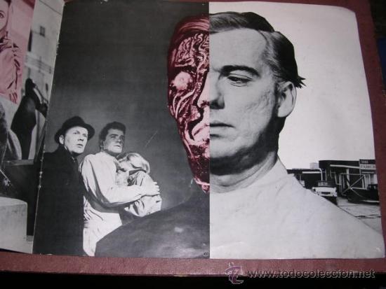 Cine: PROGRAMA CINE - THE PROJECTED MAN - DIRECTED IAN CURTEIS , MARY PEACH ,BRYANT HALIDAY - COMPTON - CA - Foto 5 - 34804543