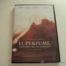 Cine: EL PERFUME. Lote 34910824