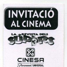 Cine: MULAN. DIBUJOS ANIMADOS.. Lote 34982124