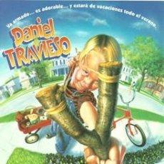 Cine: DANIEL EL TRAVIESO. PROGRAMA DE MANO. 1993.. Lote 35140664