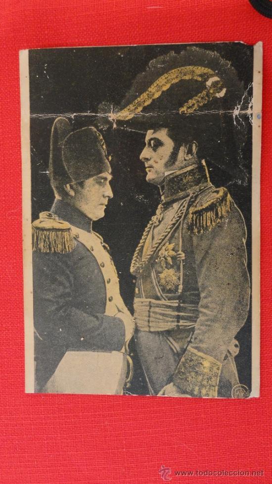 EL JOVEN MEDARDUS, PROGRAMA TARJETA 1925, CON PUBLICIDAD TEATRO BARTRINA REUS (Cine - Folletos de Mano - Bélicas)
