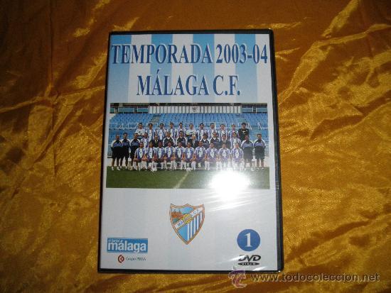 TEMPORADA 2003-04 MALAGA C.F. EL CORREO MALAGA . PRECINTADO (Cine - Folletos de Mano - Deportes)