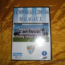 Cine: TEMPORADA 2003-04 MALAGA C.F. EL CORREO MALAGA . PRECINTADO. Lote 35676943