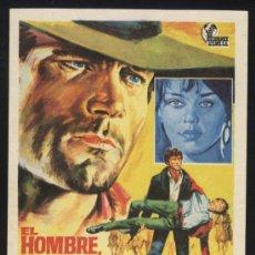 Cine: P-0665- EL HOMBRE, EL ORGULLO Y LA VENGANZA (FRANCO NERO - TINA AUMONT - GUIDO LOLLOBRIDA). Lote 18057121