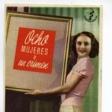 Cine: OCHO MUJERES Y UN CRIMEN, CON HENRY FONDA.. Lote 35783834
