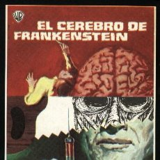 Cine: P-0703- EL CEREBRO DE FRANKENSTEIN (FRANKENSTEIN MUST BE DESTROYED) PETER CUSHING - VERONICA CARLSON. Lote 115353322