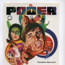 Cine: EL PODER, CON YVONNE DE CARLO.. Lote 267713279