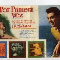 Cinema - PORQUE ERES MÍA, con Mario Lanza. - 36814780