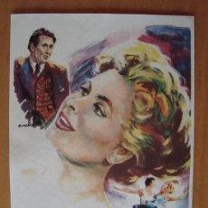 Cine: FOLLETO DE MANO JUANITA 1961. Lote 37020547