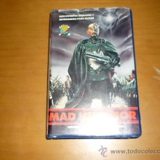 Cine: PELICULA VHS MAD WARRIOR ACTION VIDEO 90´1990. Lote 37024188