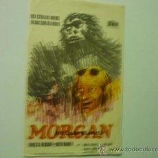 Cine: PROGRAMA MORGAN UN CASO CLINICO - VAMESSA REDGRAVE. Lote 37060940