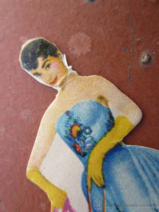 Cine: programa troquelado , SABRINA - humphrey bogart , audry hepburn - sala edison , figueras 1954 - Foto 4 - 37058439