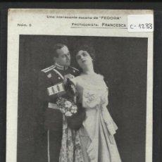 Cine: FEDORA - FRANCESA BERTINI - EXCLUSIVAS FILMS PIÑOT - NUM 5 - VER REVERSO - (C-1233). Lote 37096375