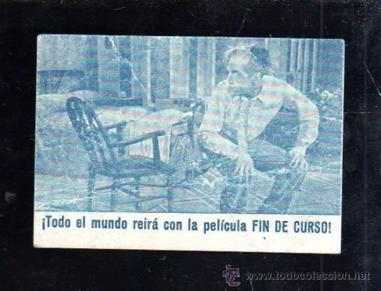 PROGRAMA DE CINE. C/P. FIN DE CURSO. PALACIO CENTRAL. 2ª PRODUCCION DE RAFA FILMS. (Cine - Folletos de Mano - Comedia)
