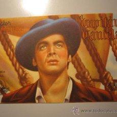 Cine: PROGRAMA DE CINE - VICTOR MATURE - 1940. Lote 37917739