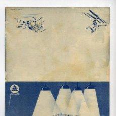 Folhetos de mão de filmes antigos de cinema: SU MEJOR VICTORIA, DE MARIO BONNARD.. Lote 37481604