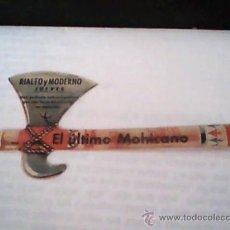 Cine: EL ULTIMO MOHICANO CON RANDOLPH SCOTT. Lote 37754734