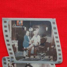 Cine: LA COMEDIA DE LA FELICIDAD, IMPECABLE TROQUELADO 1943, MICHEL SIMON, CON PUBLICIDAD CINE ESPAÑOL. Lote 37921050