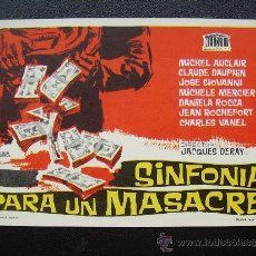 Cinema - SINFONIA PARA UNA MASACRE - 38392175