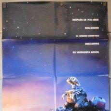 Cine: WALL-E. BATALLÓN DE LIMPIEZA., CARTEL DE CINE ORIGINAL 70X100 APROX (11013). Lote 107110046