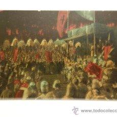 Folhetos de mão de filmes antigos de cinema: JERUSALEN LIBERTADA - PROGRAMA DE MANO / TARJETA - AÑO 1918. Lote 38713957