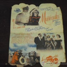 Cine: MUÑEQUITA - PROGRAMA DOBLE- JOSITA HERNÁN-RAFAEL DURAN -. Lote 38832922