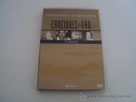 CANCIONES DE ORO (Cine - Folletos de Mano - Musicales)