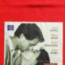 Cine: LO MAS NATURAL, CHARO LOPEZ, CHARO LOPEZ, MIGUEL BOSÉ, CB FILMS. Lote 39113922